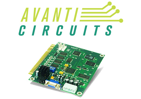 Quick Turn PCB - Avanti Circuits